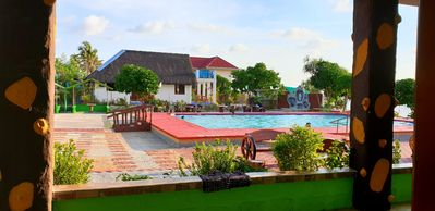 Photo for Pearl Casa Beachfront in PATAR
