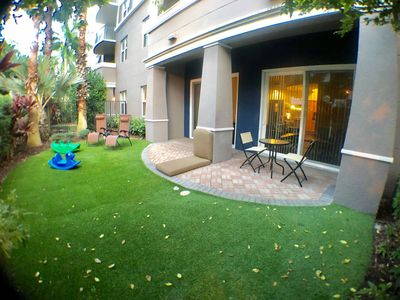 Photo for Best Location! NEW  3 Bedroom APT+ Private Patio.