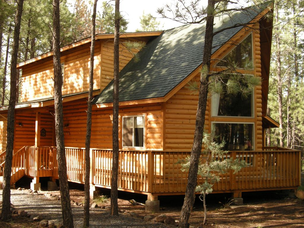 Property Image#3 Raccoon Ranch   Book For Summer Now! Gorgeous Grand Canyon  Cabin