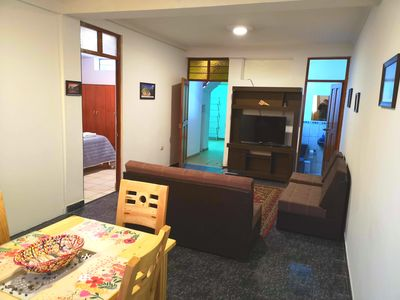 Photo for Ideal for couples, privacy & security on 1st floor, breathe and rest.