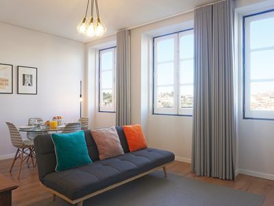 Photo for Porto View 3- two bedroom apartment with view