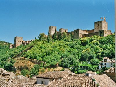 Photo for Beautiful townhouse in historic centre with views of the Alhambra