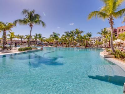 Photo for Upscale resort studio with jetted bathtub, shared pool, golf, tennis and more!