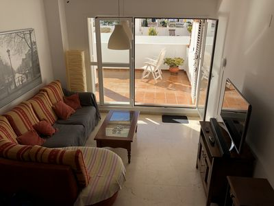 Photo for Apartment near the beach with central location. Close to everything.