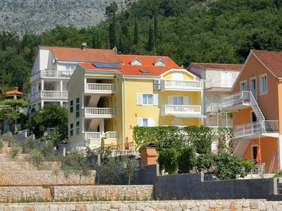 Photo for Apartment in Slano (Dubrovnik), capacity 2+1
