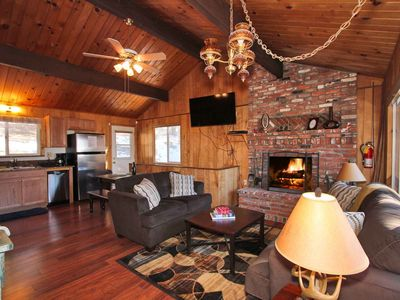 Photo for Elks Peak: Hot Tub! Mountain Views! Fireplace! Pool Table! Fireplace! Updated Kitchen!