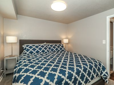 Photo for Brand New 2Bed Plaza Condo!  Great Location!  Furry Friends Welcome too!