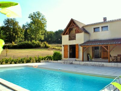 Photo for Villa Susanne, comfortable house with luxury pool