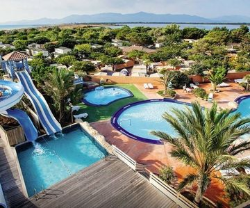 Photo for Camping LE MAR ESTANG 4 *, Mobilhome IRM Merveilla (36m²) (6 / 8pers.)