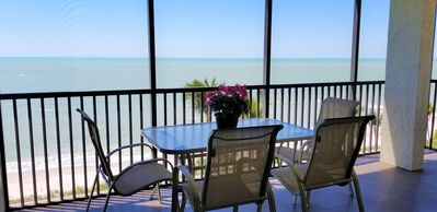 Photo for Beachfront Coastal Comfort - TWO WEEK RENTALS Directly on the beach