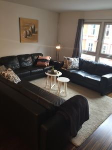 Photo for 2BR Apartment Vacation Rental in Frogner, Oslo