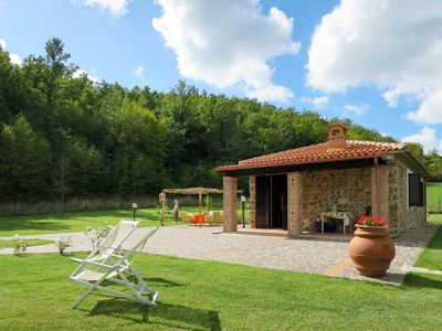 Photo for Vacation home Casa Dilia  in Boccheggiano (GR), Maremma - 4 persons, 2 bedrooms