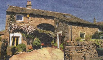 Photo for Converted barn in heart of Burnsall, view of village green, river Wharf & Fells