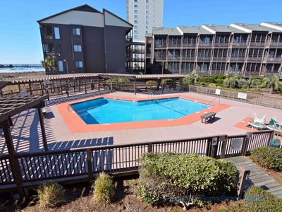 Photo for Tilghman Beach and Racquet Club Unit: 164! Across the street from the beach!