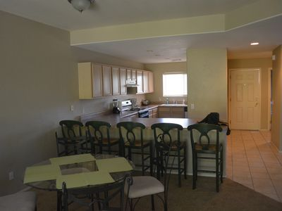 Photo for 2 Bedroom, 2 Bath With 1350 Square Feet With Lots Of Light.
