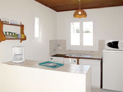 Photo for Vacation home Soleil Couchant (IDO188) in Ile d'Oléron - 4 persons, 2 bedrooms
