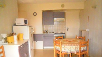 Photo for apartment - 2 rooms - 5/6 persons