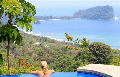 Photo for Casa Bella Vista- Home of Manuel Antonio's Most Famous View!