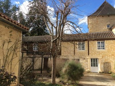 Photo for Charming cottage in black perigord