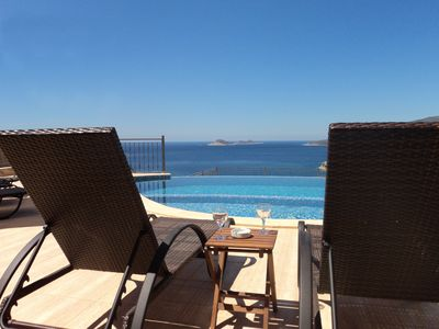 Photo for Luxury Duplex Apartment with Stunning Views - Gizem Apart No1
