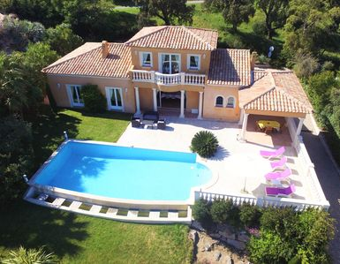 Photo for House in the Green sea view in Sainte Maxime