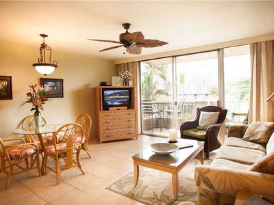Nani Kai Hale #304 - Beachfront- well equipped and comfortable- One Bedroom two bath