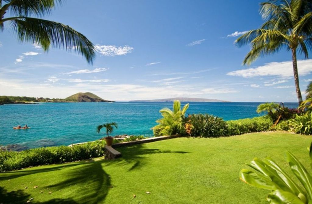 Makena Oceanfront 4 Bedroom Home - Spectacular Views - Great Location