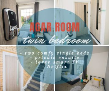 Photo for Agar Room - gorgeous ensuite bedroom