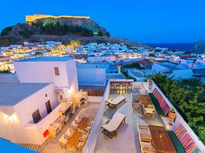 Photo for Luxury Villa Eftihia Lindos