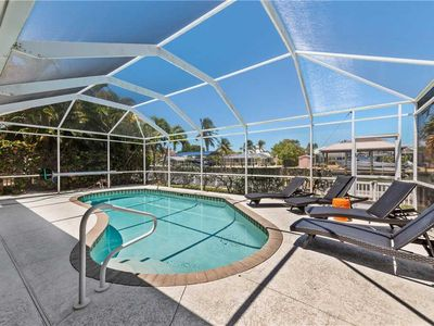 Photo for Ibis at the Beach, Boat Dock, 3 Bedrooms, Heated Pool, WiFi, Sleeps 10