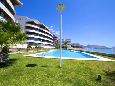 Photo for Apartment Bahia Blanca in Altea - 6 persons, 3 bedrooms