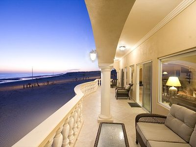 Photo for Amazing Luxury Beach Front Property,You Won't Be Disappointed!