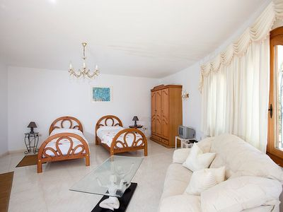 Photo for Apartment 327 m from the center of Calp with Parking, Internet, Washing machine, Pool (139199)