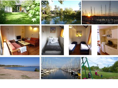 Photo for Holiday house for 4 persons with Wi-Fi in the aquadelta