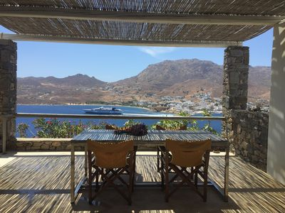 Photo for House in Serifos island for family with  a wonderful view