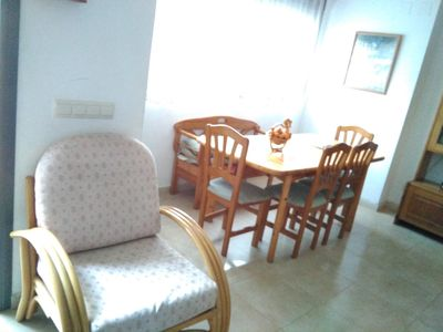 Photo for Semi-detached house for 6 people near the beach and mountains