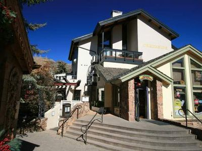 Photo for 3-Bed 3-Bath In The Center Of Vail Village