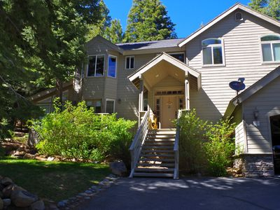 Photo for Beautiful, Peaceful and Modern Family Friendly Retreat in Tahoe Donner
