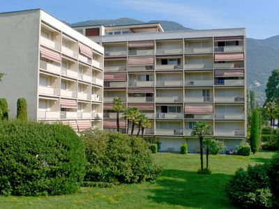Photo for Apartment Lido (Utoring)  in Locarno, Ticino - 2 persons, 1 bedroom