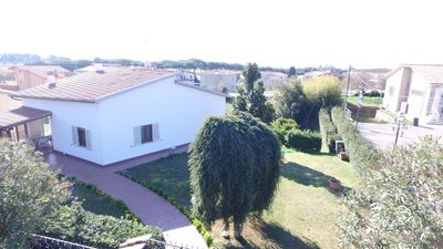 Photo for Villa 3 bedrooms 6 beds large garden central location