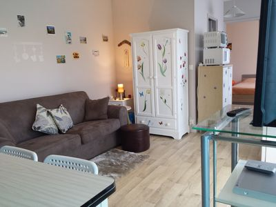 Photo for 1BR Apartment Vacation Rental in Houlgate, Normandie