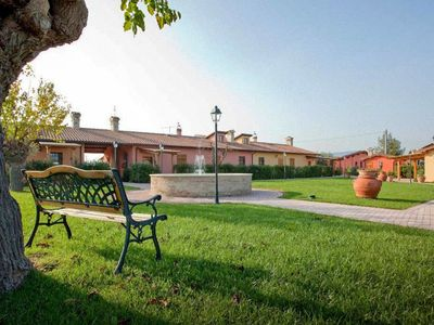 Photo for Apartment Valle del Metauro Country House (FNM201) in Fano - 4 persons, 1 bedrooms