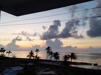 Photo for Oceanfront Belizean Escape! Just $95/night! (off peak)