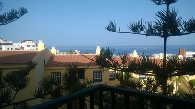 Photo for Centrally located apartment with fantastic views in Costa Adeje