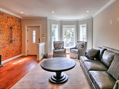 Photo for Modern D.C. Home w/ Deck & Yard Near Downtown!