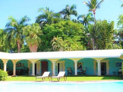 Photo for Colonial Style Holidays Villa Las Terrenas