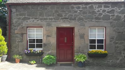 Photo for 1BR Cottage Vacation Rental in Biggar, Scotland