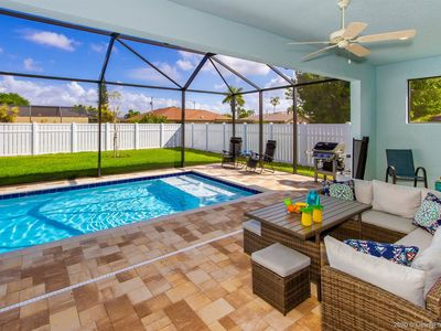 Photo for SE Cape Coral | Off Water | Centrally Located in Quiet Neighborhood