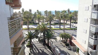 Photo for Beach front apartment, Salou