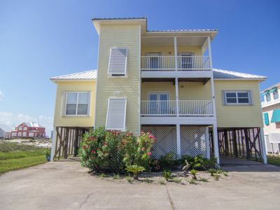 Photo for In-Law suite & one house from BEACH access and close to POOL!